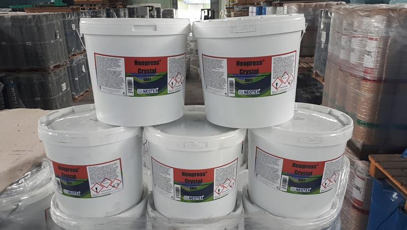 vật liệu chống thấm gốc xi măng neopress crystal