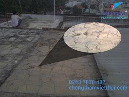 Quy trình chống thấm sàn mái độ bền trên 20 năm