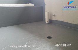 Biện pháp thi công chống thấm nhà vệ sinh đạt hiệu quả dài  lâu