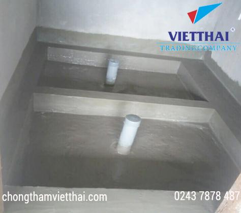 Chống thấm nhà vệ sinh bằng Revinex Flex U 360