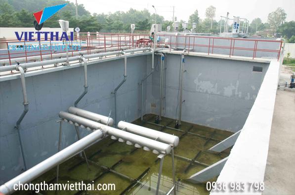 cách xử lý chống thấm bể nước thải tận gốc