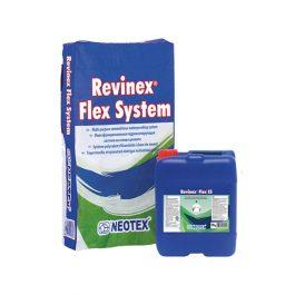 Vật liệu chống thấm gốc xi măng Revinex Flex ES