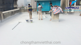 đơn vị chống thấm sàn mái chuyên nghiệp