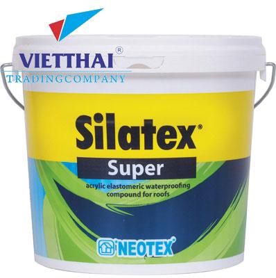 chất chống thấm silatex super
