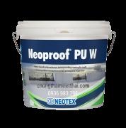chất chống thấm pu Neoproof Pu w
