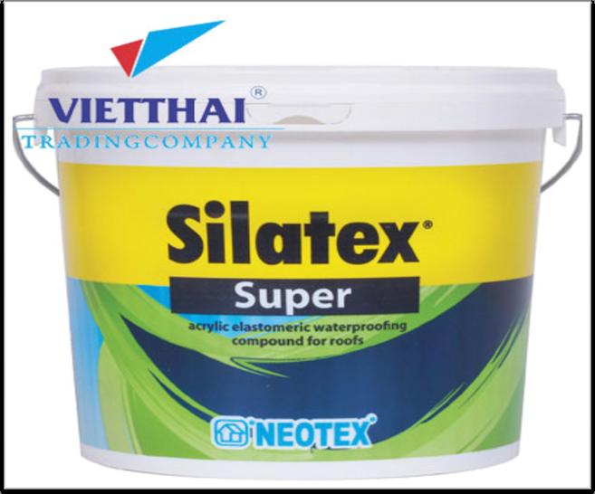 chất chống thấm tường silatex super