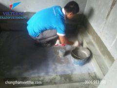 thi công chống thấm nhà vệ sinh hiệu quả