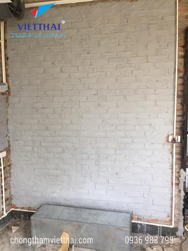 dịch vụ chống thấm tường