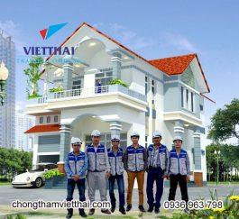Công ty chống thấm tại Hải Phòng – Việt Thái chuyên nghiệp trong xử lý ngăn ẩm
