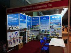 gian hàng chống thấm Việt Thái