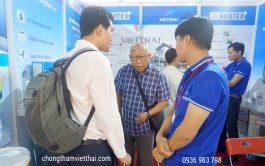 Việt Thái gây ấn tượng sâu sắc tại Vietbuild Hà Nội 2018 với rổ cá sắc màu