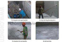 Tổng hợp quy trình chống thấm Việt Thái 2019 dân xây dựng cần biết