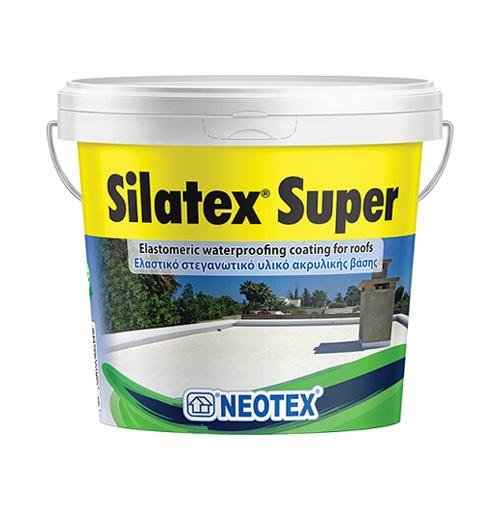 Chất chống thấm tường Silatex Super 12kg