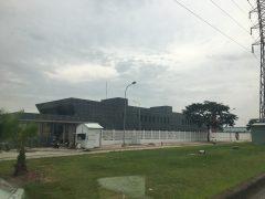 Việt Thái hân hạnh cấp vật tư chống thấm Neoproof Pu W nhà máy LS Hải Dương