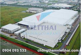 dự án nhà máy kanefusa-vietnam-kcn-thăng-long