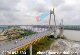 Chống thấm hầm cầu Nam Cầu Bính