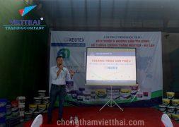 Giám đốc Nguyễn Trường Giang trình bày tại hội thảo