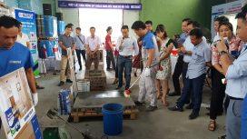 kỹ thuật Việt Thái hướng dẫn thi công