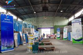 Việt Tháitổ chức thành công hội thảo hướng dẫn thi công vật liệu chống thấm gốc xi măng