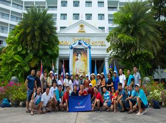 Chương trình du lịch Thái Lan 2019 của công ty Việt Thái