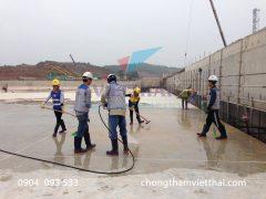 thi công chống thấm bể nước