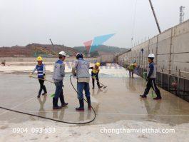 Báo giá dịch vụ chống thấm tại Hà Nội uy tín và chuyên nghiệp