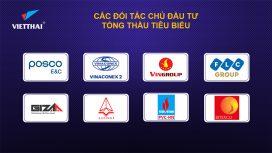 Vật liệu chống thấm nhập khẩu từ thương hiệu hàng đầu quốc tế