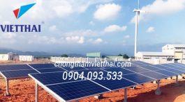 Dự án nhà máy điện mặt trời Ninh Thuận