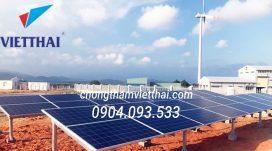 dự án chống thấm nhà máy nhiệt điện mặt trời Ninh Thuận