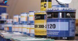 vật liệu chống thấm clever tại HCM
