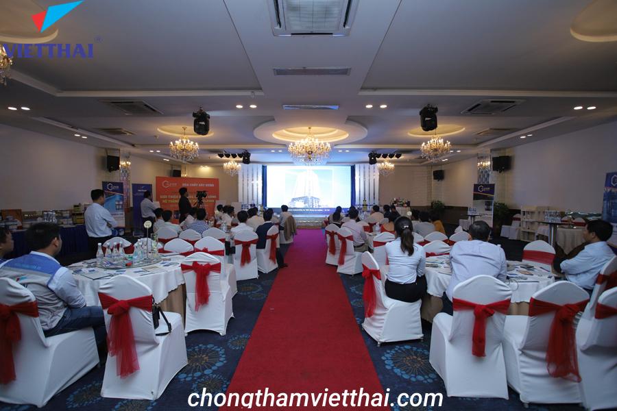 khách hàng tham gia hội thảo Clever tại HCM