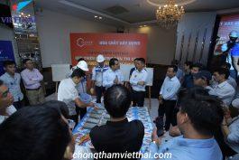 Hội thảo chống thấm PolyurethaneClever Polymer nắm bắt xu thế chinh phục khách hàng