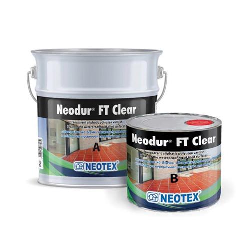 Vật liệu chống thấm trong suốt Neodur® FT Clear