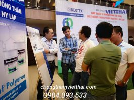 Hội thảo vật liệu xanh Neotex Hành trình 60 năm trên 60 quốc gia