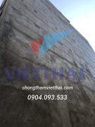 Vết nứt chân chim xuất hiện trên tường nhà từ khi rất sớm