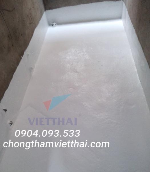 hoàn thiện công trình chống thấm nhà vệ sinh pu 360 2